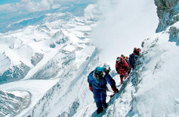Вологодской федерации альпинизма исполнилось 55 лет