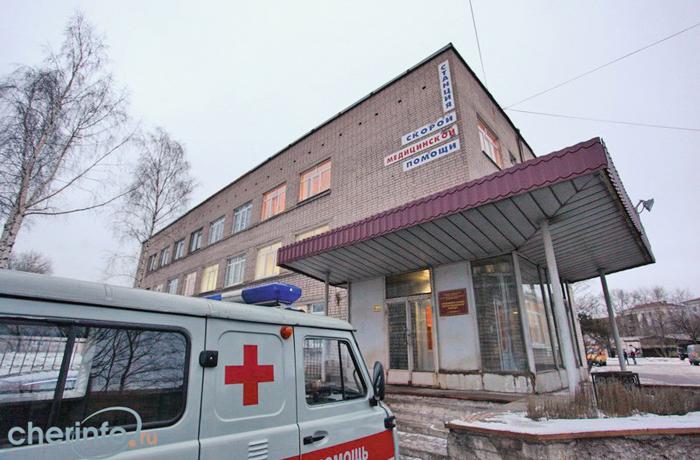 В Череповце на скорую помощь возвращаются медики: им подняли зарплату
