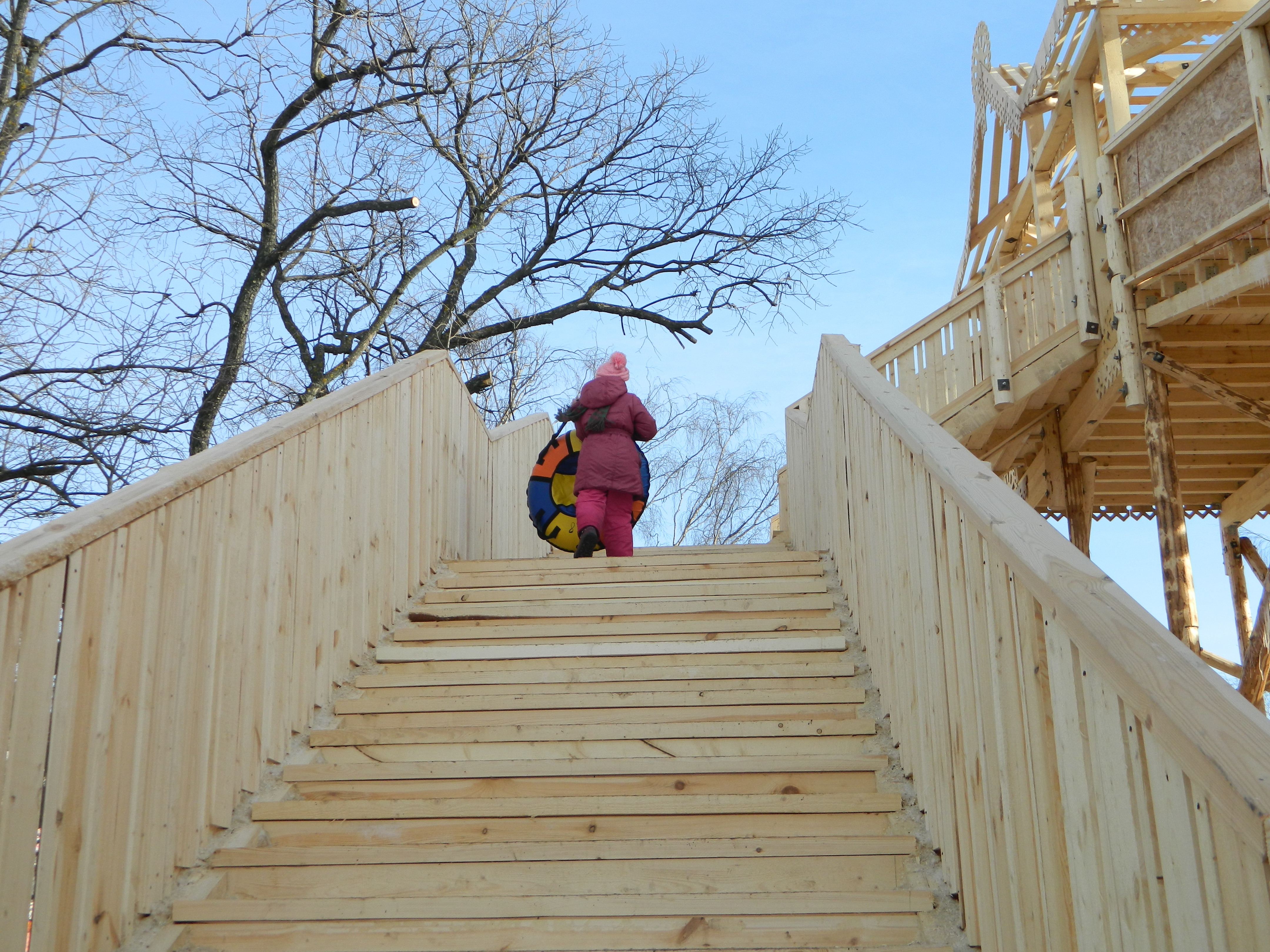 Из-за оттепели представление «Царь-гора» в Вологде перенесли на январь