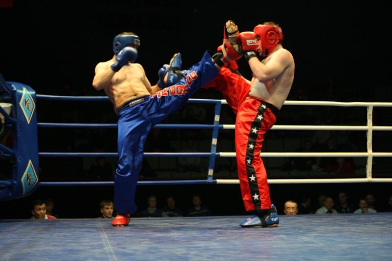 Череповчанин выиграл открытый Кубок России по кикбоксингу
