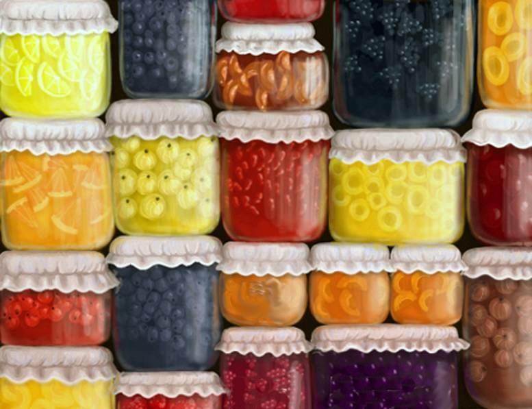 Варенье может стать брендом Вологодской области наряду с маслом и кружевом
