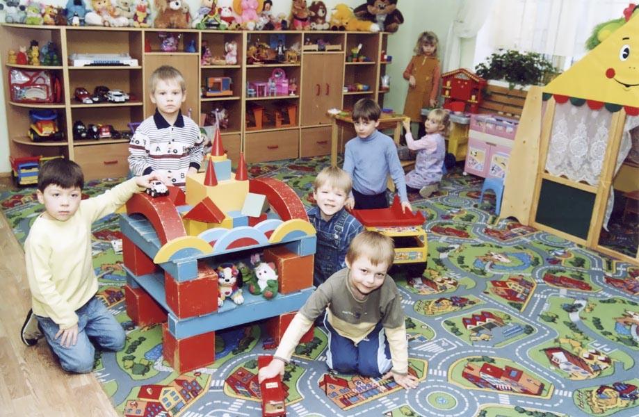 Детские сады в Вологде взяли кредиты на выплату зарплаты