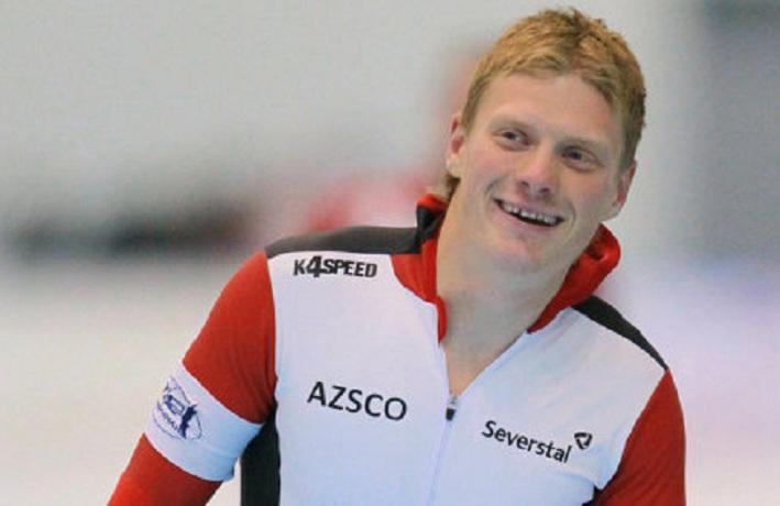 Череповецкий конькобежец Артем Кузнецов выступит на Олимпиаде