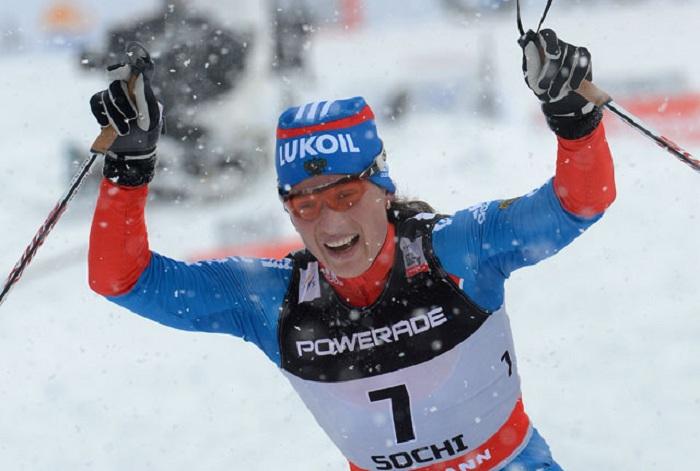 Юлия Чекалева признана лучшей спортсменкой Вологодской области в 2013 году