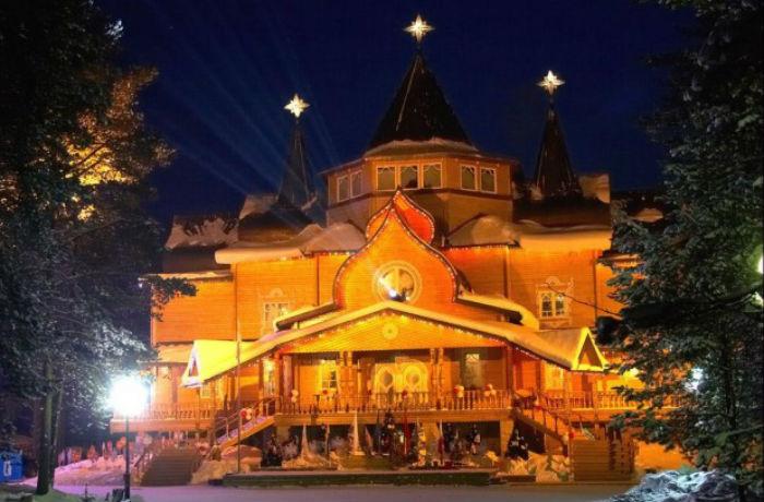 У Деда Мороза в Вологде появится летняя резиденция