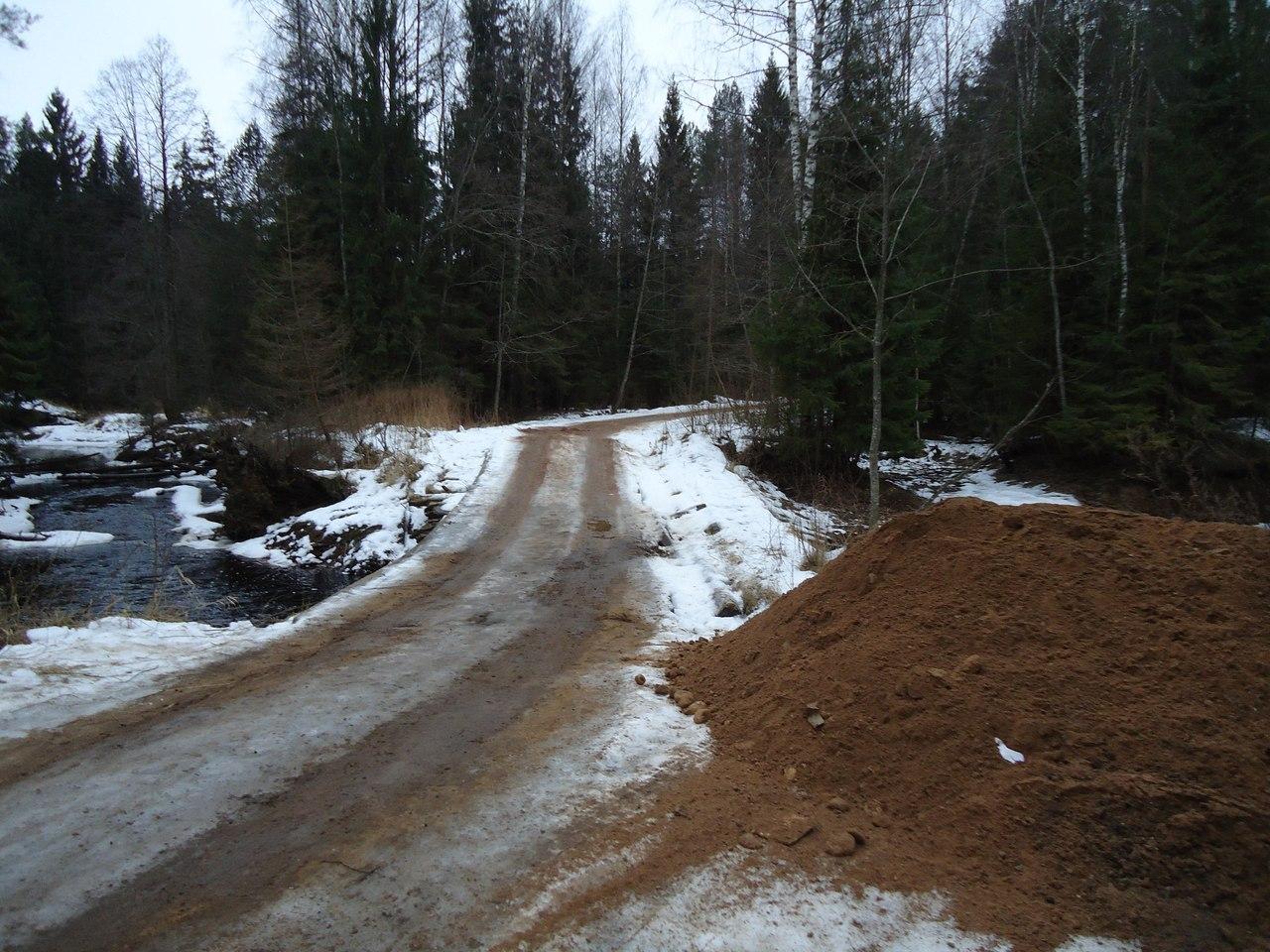 Жители вологодских деревень не позволили закрыть мост, на котором погибли четыре человека