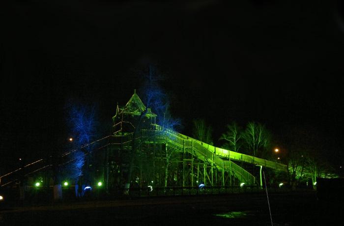 В Вологде Царь-гору планируется открыть 12 января