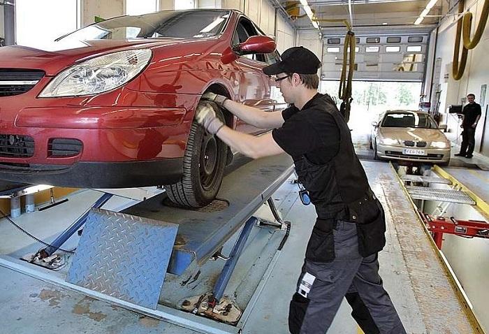 Станции техобслуживания больше не занимаются техосмотрами автомобилей
