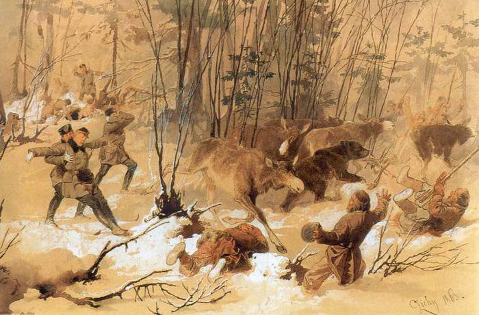 Петербуржца подстрелили на охоте в Вологодской области