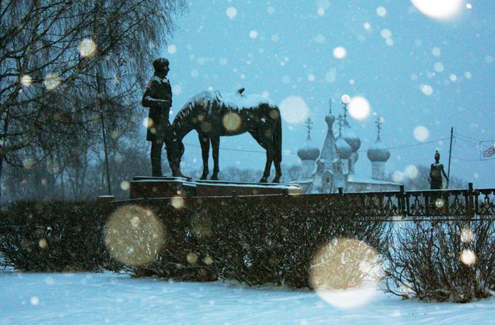 В Вологду на смену аномальному теплу придут морозы