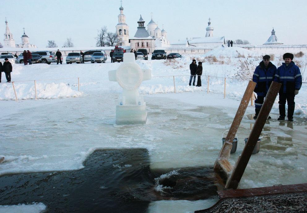 В Крещение в Вологде откроется лишь одна купель