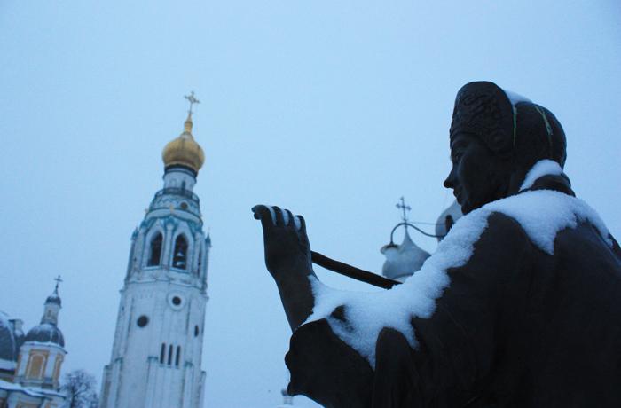 Старый Новый год и Крещение будут морозными