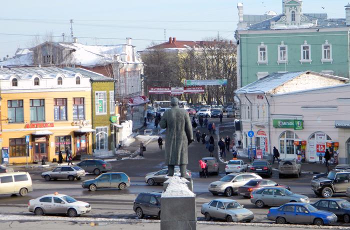 Горожане пожаловались на громкую музыку в центре Вологды