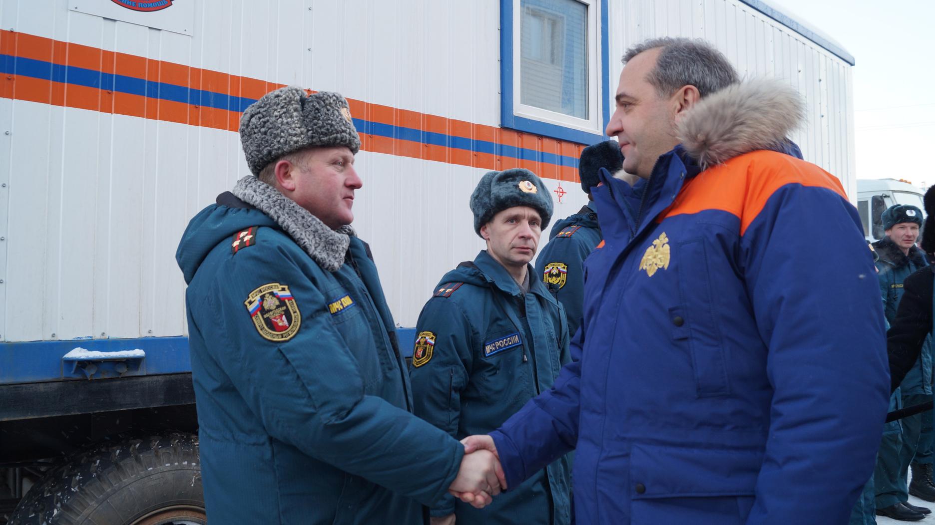 На создание Центра управления в кризисных ситуациях в Вологде выделят 300 миллионов рублей