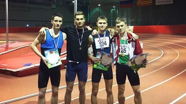 Череповецкие легкоатлеты завоевали 14 наград начемпионате ипервенстве Северо-Запада