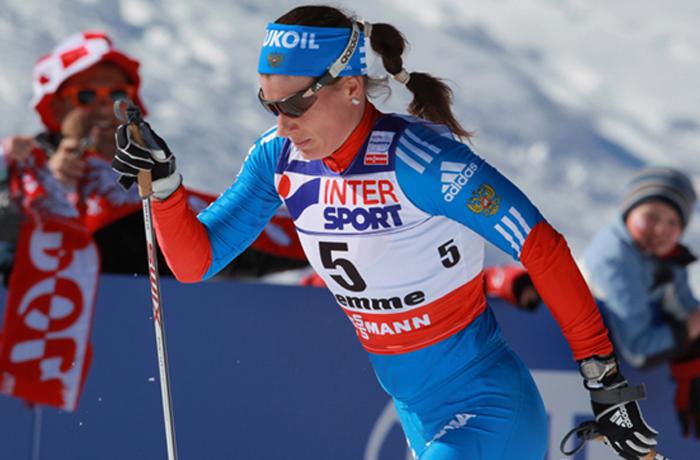 Юлия Чекалева заняла второе место на этапе Кубка мира