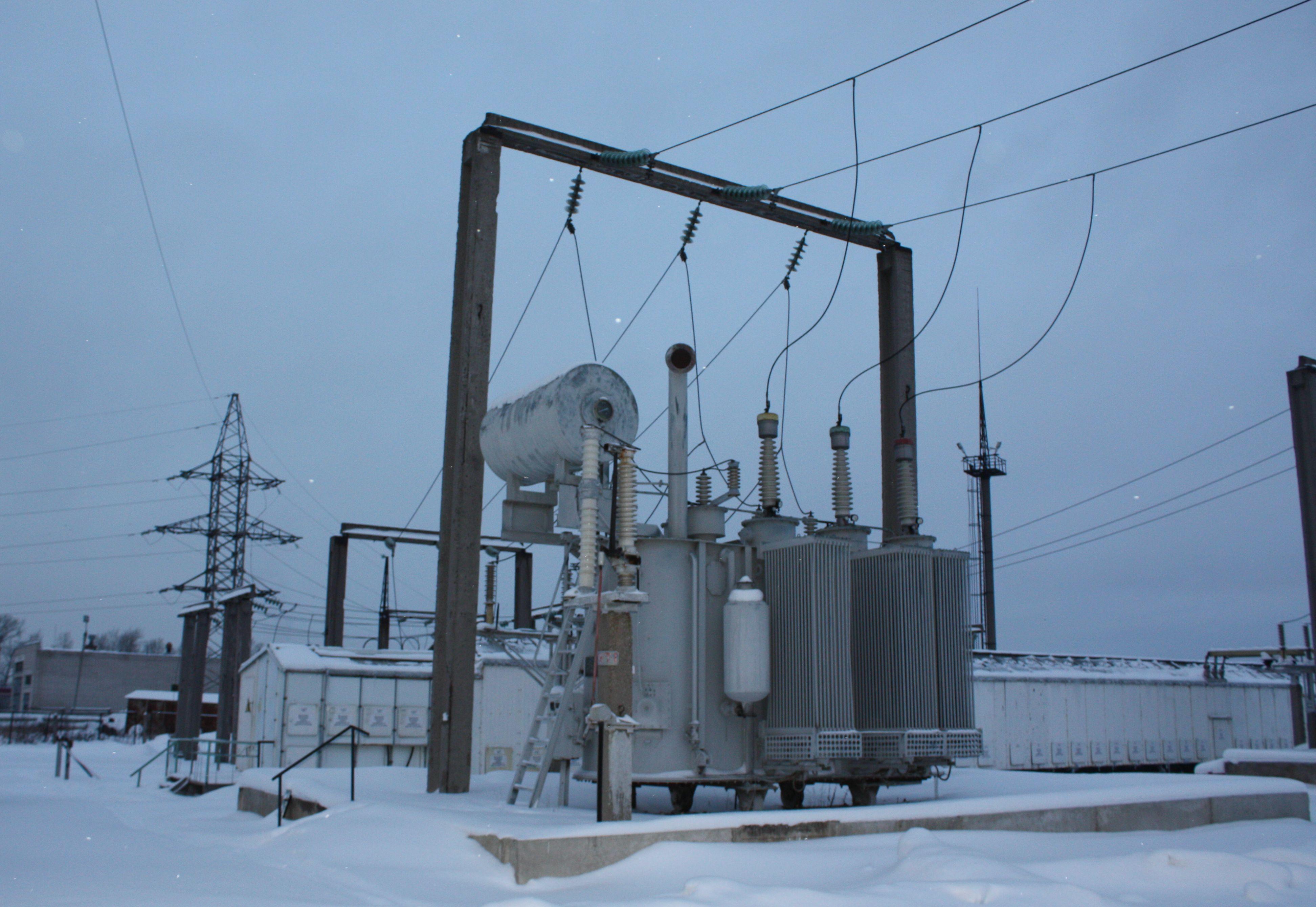 «Вологдаэнерго» завершила реконструкцию подстанции «Петринево»
