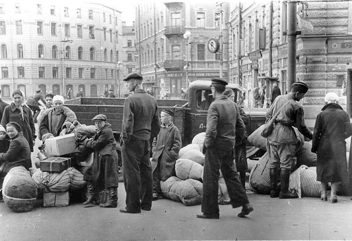 В Вологде откроется выставка о блокаде Ленинграда