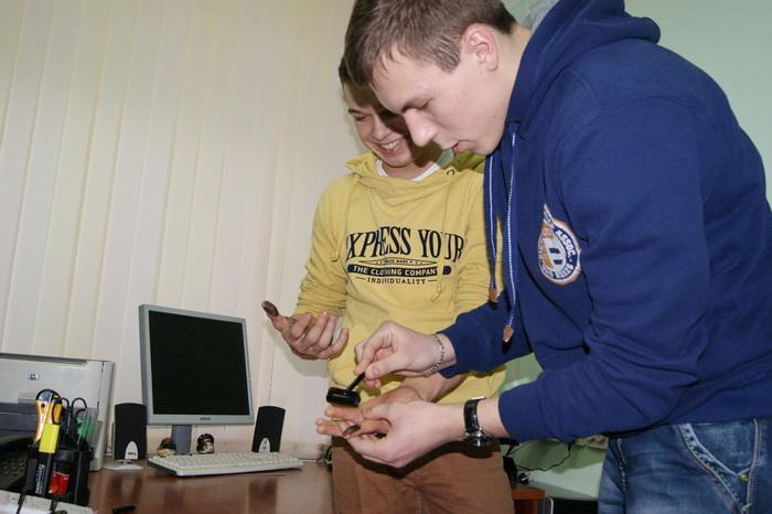 Вологодские студенты попробовали себя в роли полицейских
