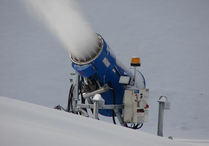 Чемпионат Вологодской области по экстремальным видам спорта пройдет на искусственном снеге