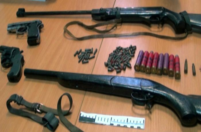 Копье, огнестрельное оружие и боеприпасы изъяли у жителя вологодской деревни