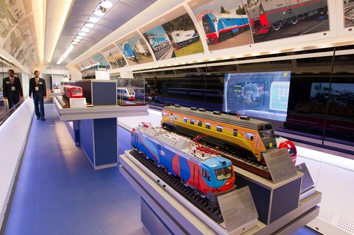Вологжане могут увидеть копию железнодорожного комплекса на космодроме «Байконур»
