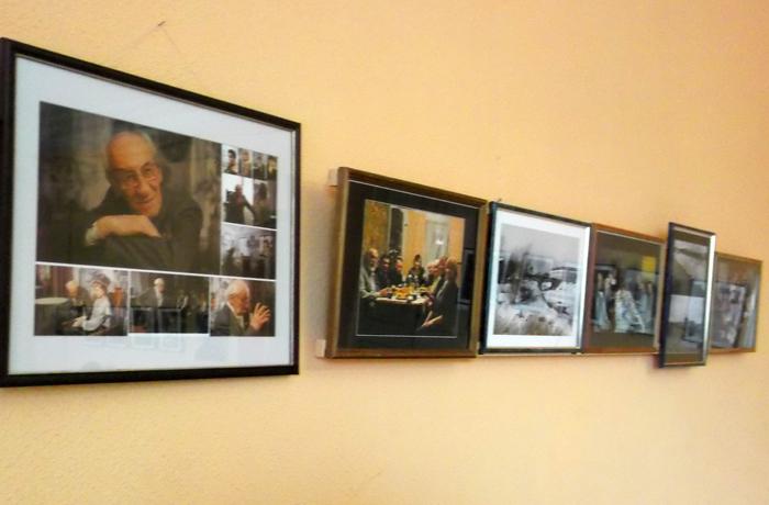 В Вологде открылись фотовыставки в честь Абрама Бама