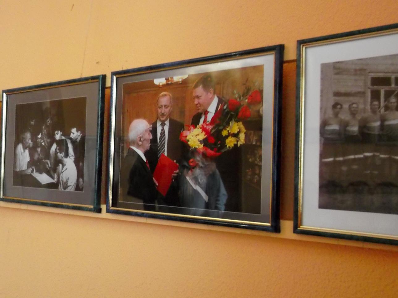 День памяти Абрама Бама прошел в Вологде