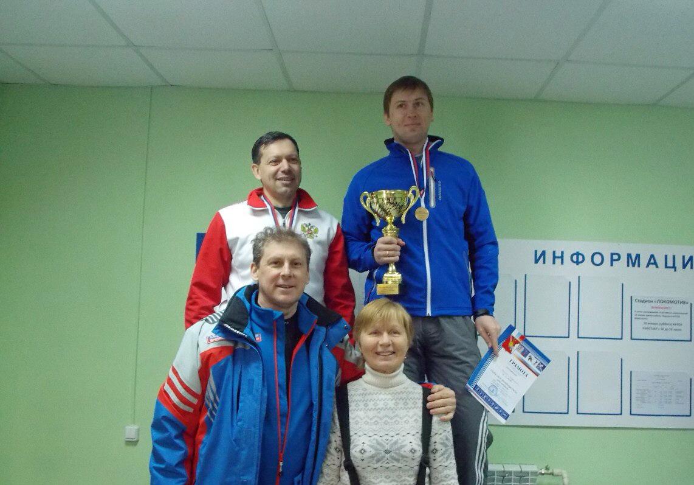 Сотрудник Вологодского отделения Сбербанка – призер всероссийских соревнований