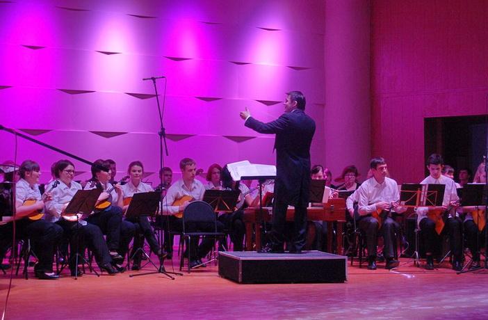 В оркестре народных инструментов в Вологде будут играть молодые музыканты
