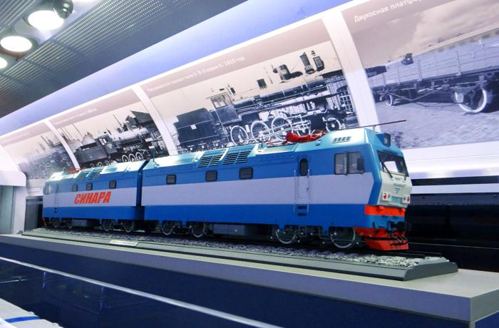 Поезд-музей посетили более 2 400 вологжан