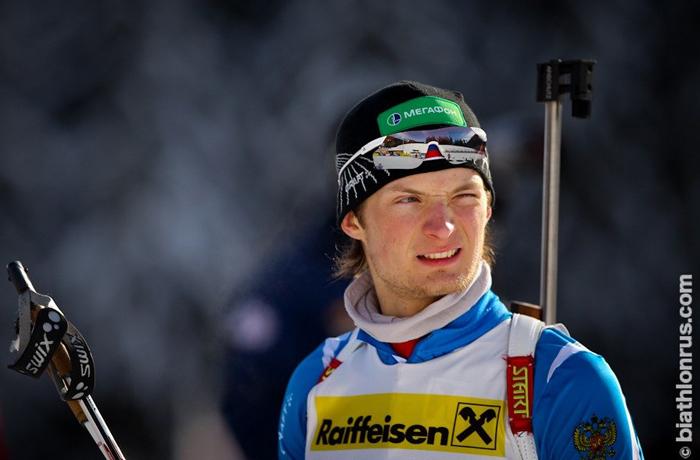 Биатлонист Максим Цветков снова стал Чемпионом Европы