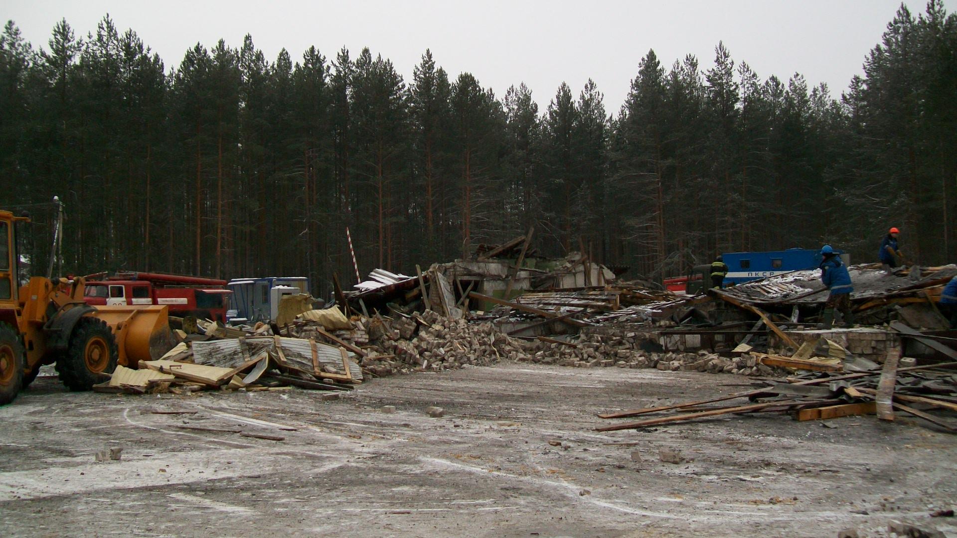 При взрыве газораспределительной станции в Вологодской области погиб рабочий