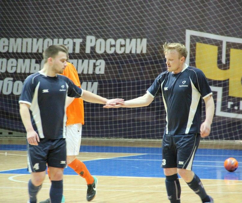 Матчи областного Чемпионата по мини-футболу пройдут в выходные в Вологде
