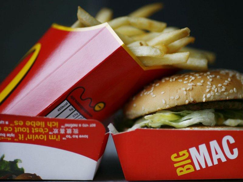 В Вологде могут появиться три «Макдональдса»