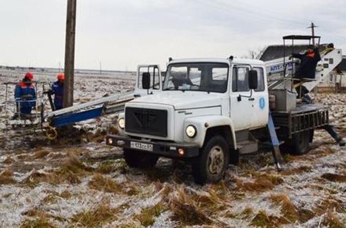 «Вологдаэнерго» помог восстановить электроснабжение жителей Адыгеи