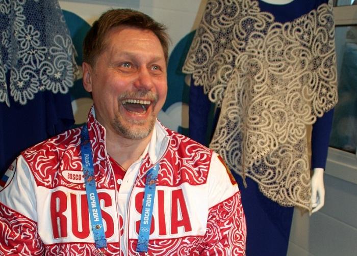 В гостях у Деда Мороза в Сочи побывал солист Большого театра Гедиминас Таранда