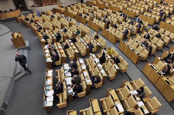 Госдума приняла закон о возврате к смешанной системе парламентских выборов