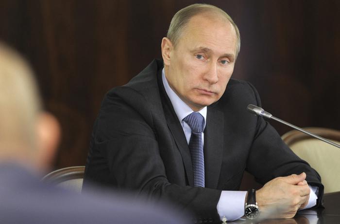Президент Владимир Путин приедет сегодня в Череповец