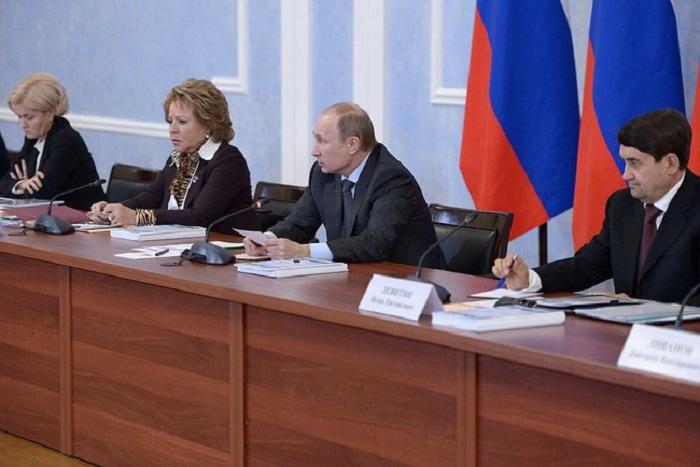 Проблемы семей с детьми обсудили на Госсовете в Череповце