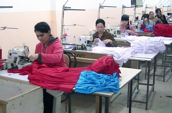 Вологодское УФМС нашло незаконный швейный цех с мигрантами