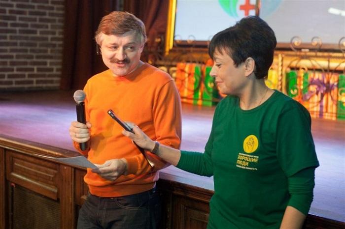 """За год фонд """"Хорошие люди"""" собрал на лечение больных вологжан 7,5 миллионов рублей"""