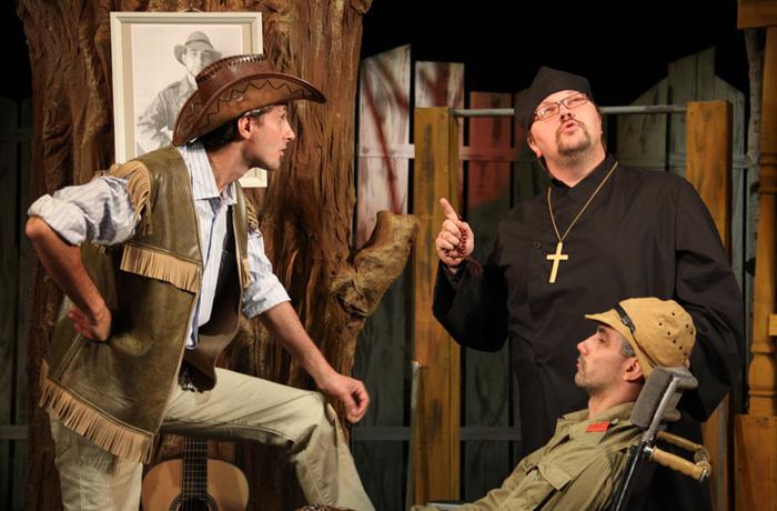 Вологодских театралов ждет яркая неделя