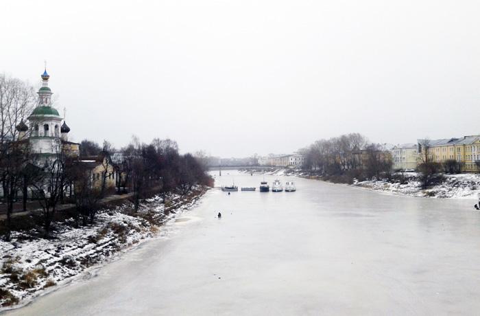 Выходить на лед вологодских водоемов стало опасно