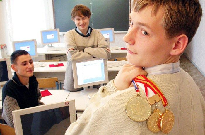 Специализированные школы Вологды будут отбирать детей по способностям