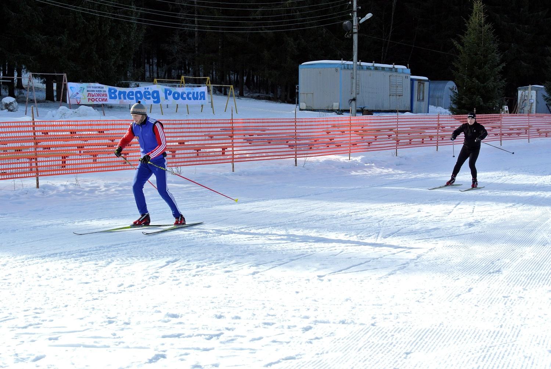 В спорткомплексе «Изумруд» подготовили лыжные трассы международного уровня