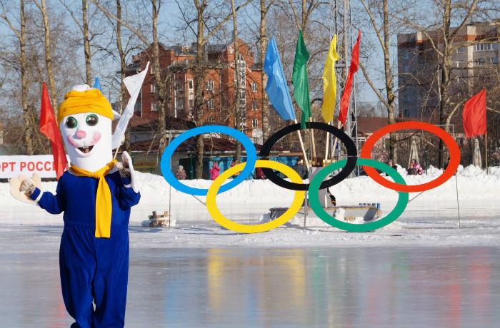 Фестиваль зимних видов спорта стартовал в Вологде