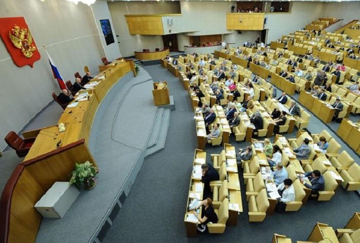В Госдуме зарегистрирован законопроект присоединения Крыма к России