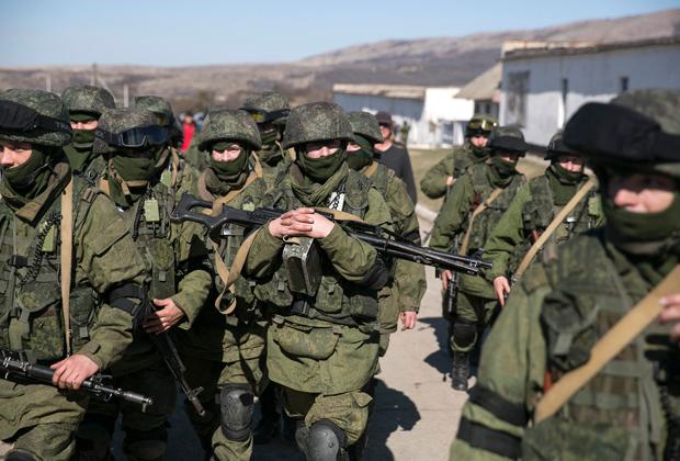 Что в Крыму? Все в дыму