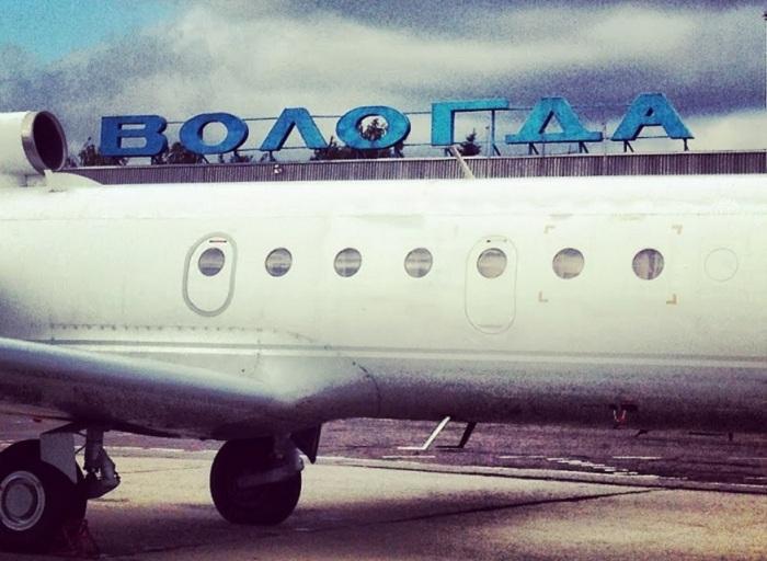 Регулярные авиарейсы из Вологды в Москву и Санкт-Петербург возобновляются с 1 июня